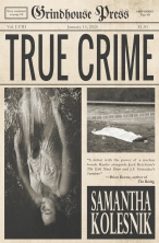 TRUE CRIME Front cover