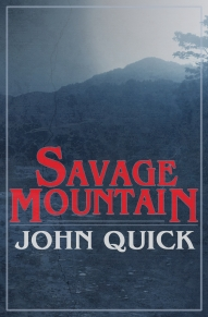 Savage Mountain Front Cover