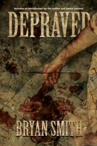 Depraved Bryan Smith cover