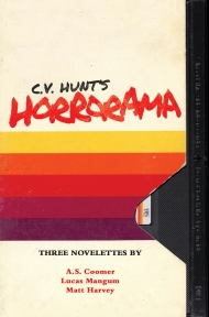 Horrorama front cover