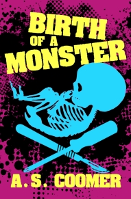 Birth of a Monster front cover