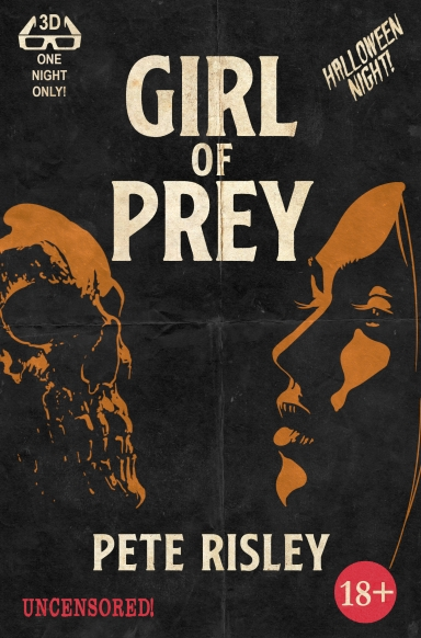 Girl of Prey Cover front low