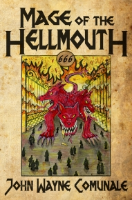 Mage of the Hellmouth front cover